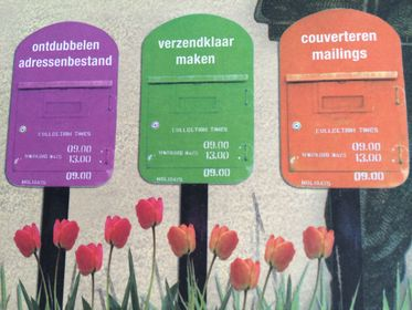 Postbussen Pre Mail Advies